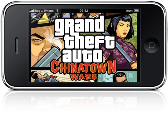 GTA para iPhone