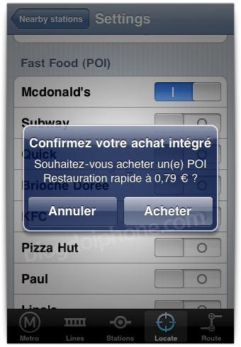 Aquisições In-App