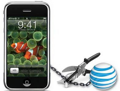 Exclusividade com a AT&T