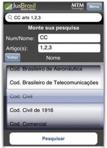 JusBrasil Mobile lite