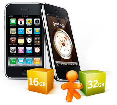 iPhone 3GS na Vivo