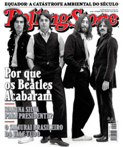 Beatles na capa da RollingStone