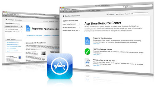 App Store Resource Center
