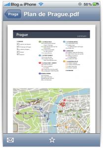 Visualização de PDF