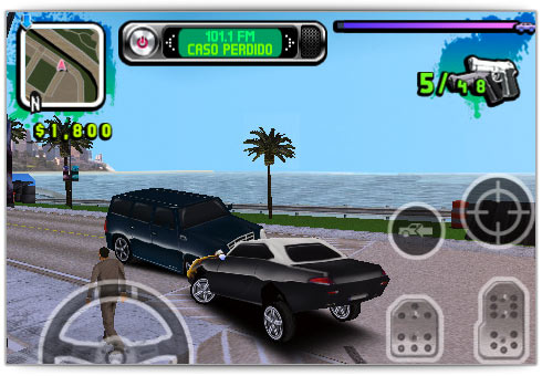 Gangstar para iPhone