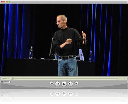 Video da apresentação