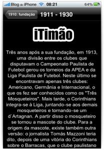 Histórico do Clube
