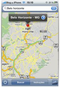 Trânsito em Belo Horizonte