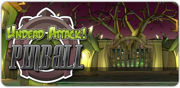 Undead Attack Pinball