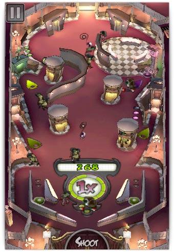 Pinball contra zumbies