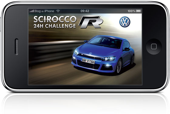 VW Scirocco R 24h Challenge