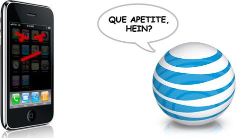AT&T e o iPhone