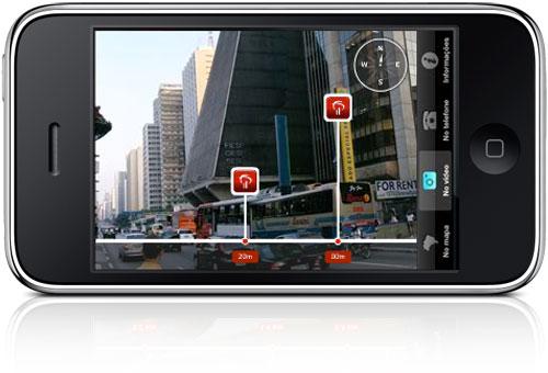 Bradesco Presença traz a realidade aumentada ao iPhone