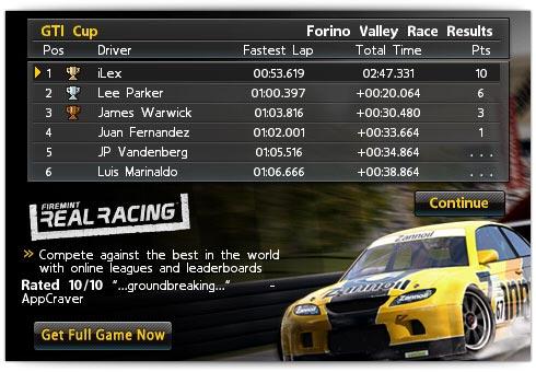 Reail Racing GTI
