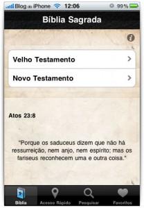 Velho e Novo Testamento