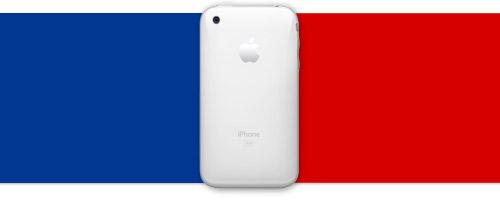 iPhone na França