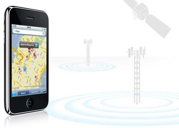 Problemas de GPS na Vivo