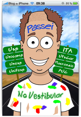 No Vestibular