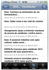 Feeds RSS