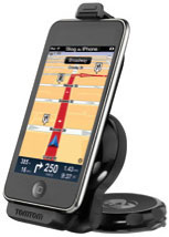 TomTom kit para o iPod touch