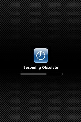 Tornando-se obsoleto