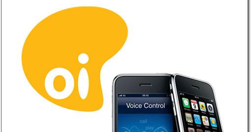 Comunicado Oi sobre o iPhone no Brasil