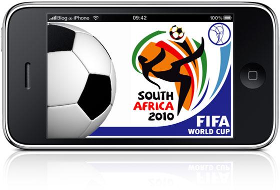 Copa do Mundo no iPhone