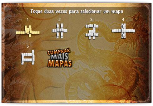 5 mapas iniciais