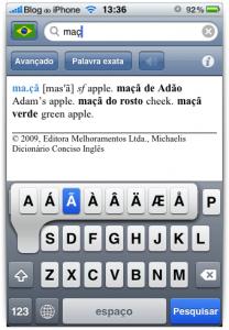 Português-Inglês