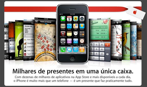 Presenteie um iPhone