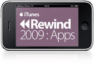 Rewind Apps 2009