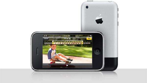Gravação de vídeo no 3G e Classic